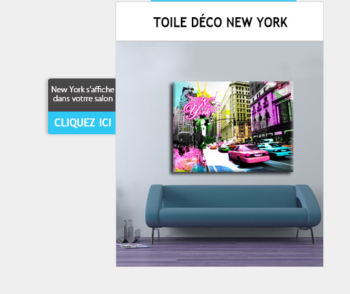Deco murale new york maison design for Decoration maison new york