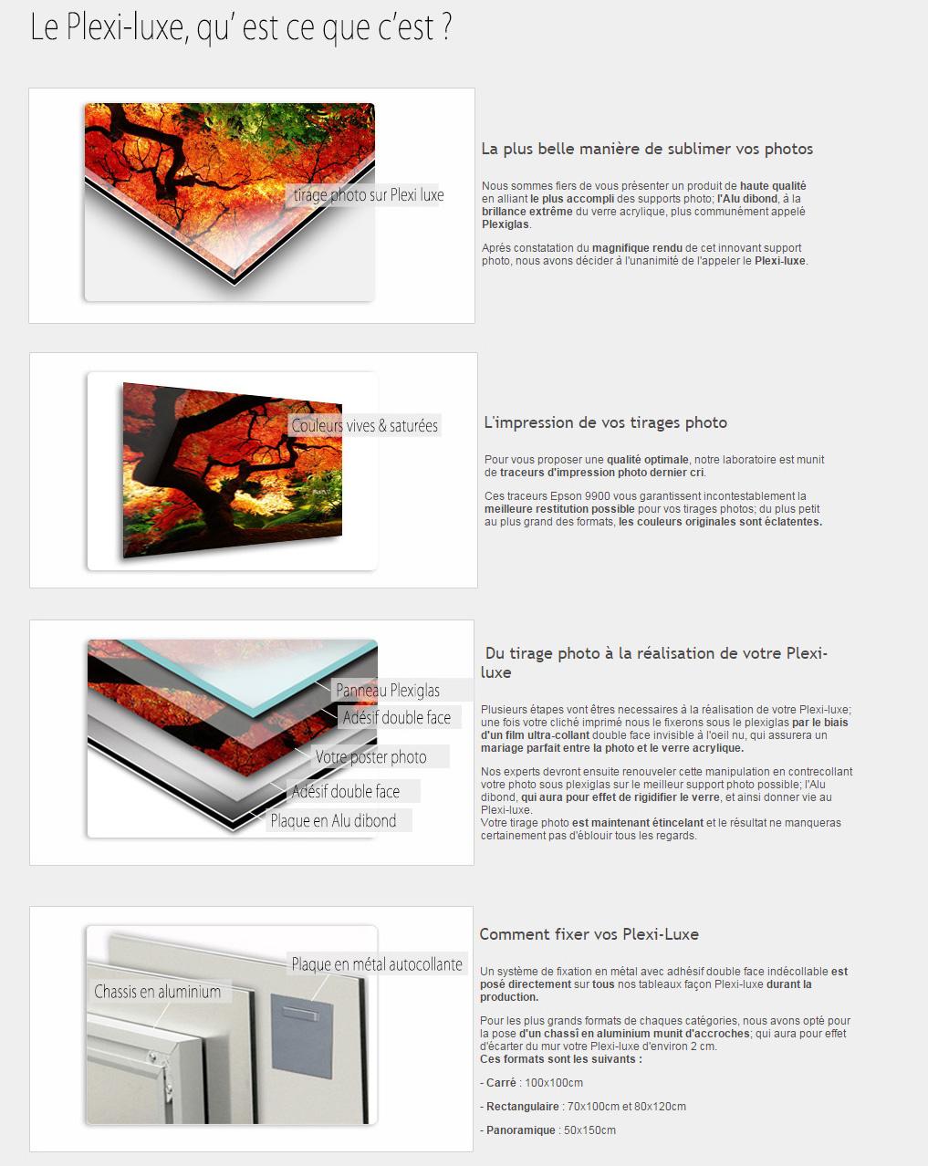 tableau plexi luxe panoramique 30x90cm a744 tableau sp cialiste du tableau. Black Bedroom Furniture Sets. Home Design Ideas