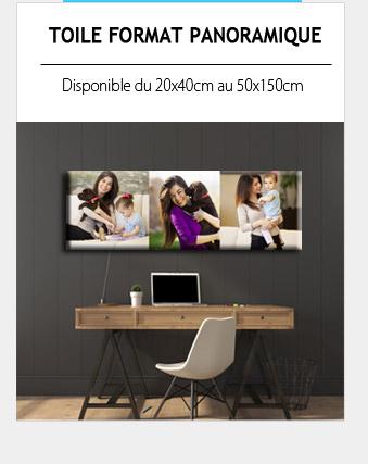 tableau p le m le vos photos sur toile mieux qu en cadre. Black Bedroom Furniture Sets. Home Design Ideas