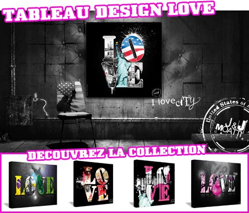 tableau d co pop art tableau de d coration tableau personnalis monpopart. Black Bedroom Furniture Sets. Home Design Ideas