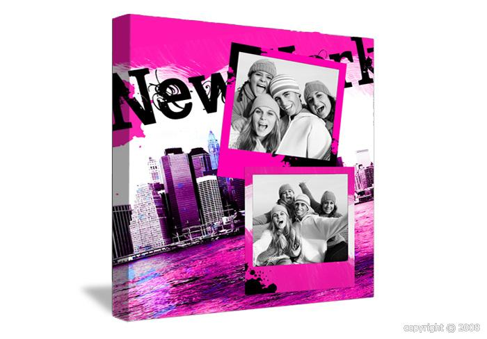 tableau p le m le new york monpopart. Black Bedroom Furniture Sets. Home Design Ideas