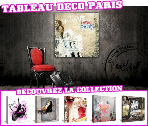 Tableau décoration moderne Paris