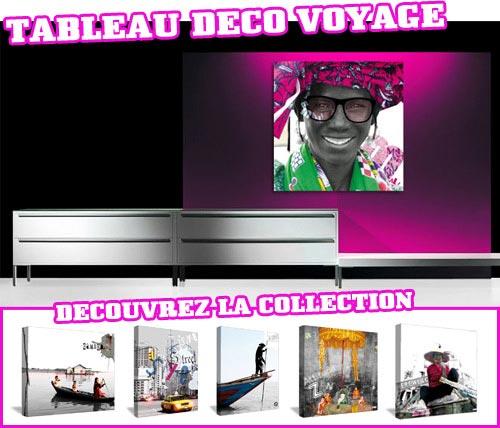 Tableau décoration Voyage