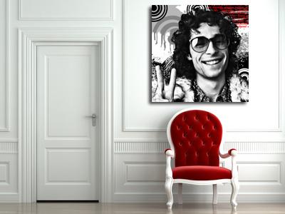tableau pop art pop art tableau de d coration tableau. Black Bedroom Furniture Sets. Home Design Ideas